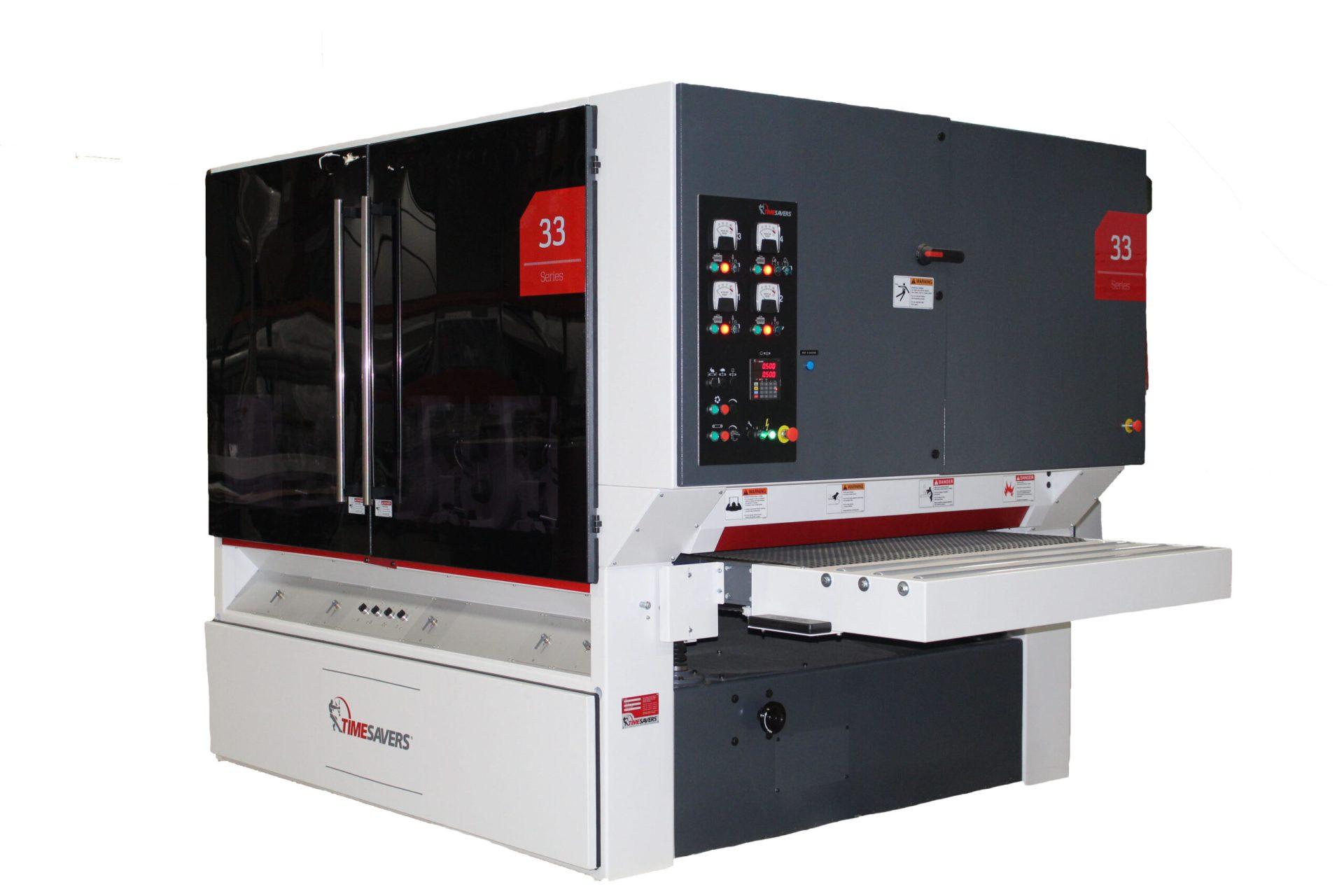 Timesavers 33 Series machine