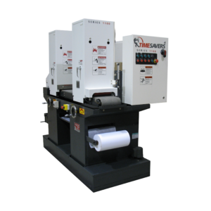 Timesavers 11 series wet machine