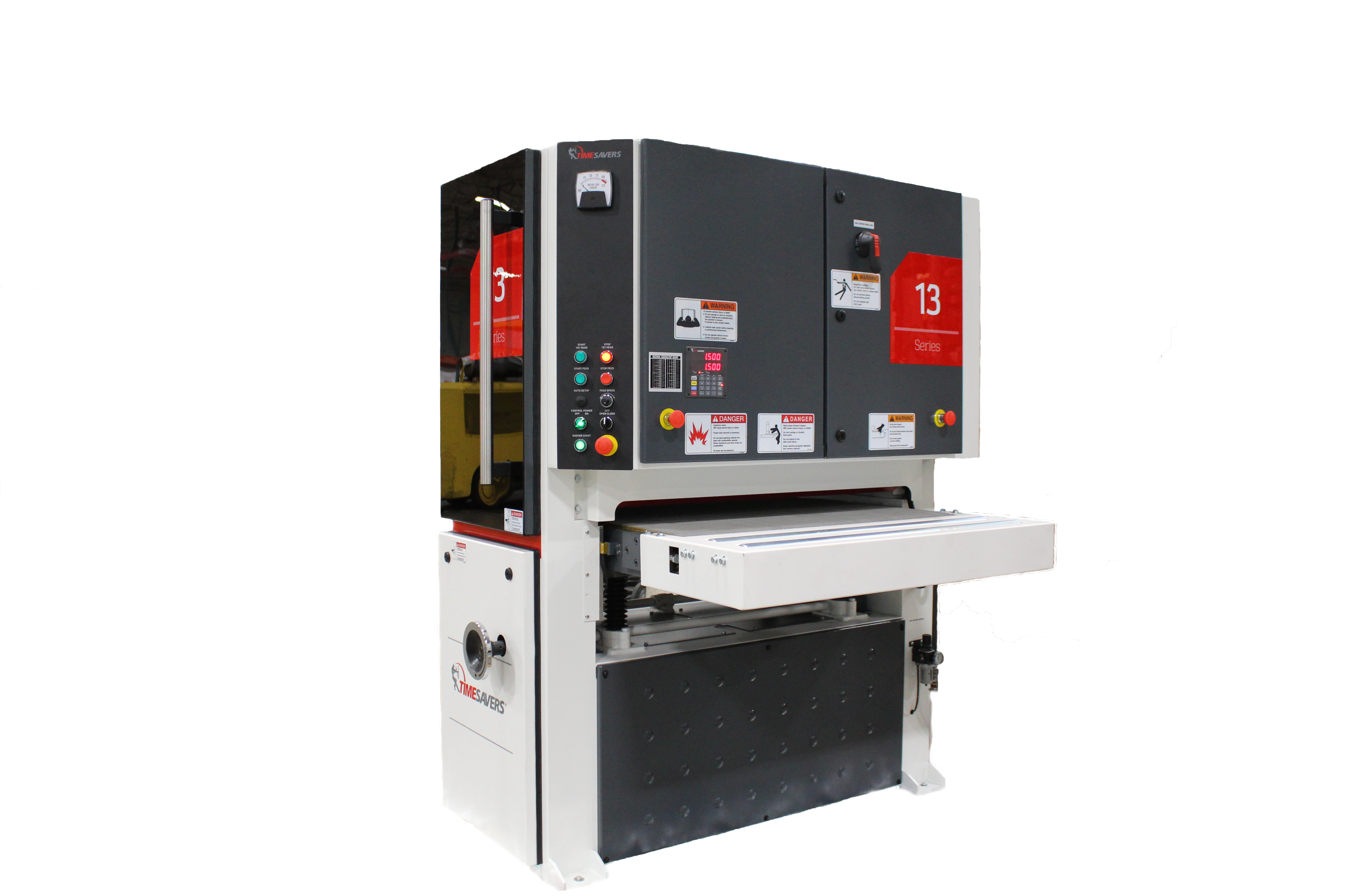 Timesavers 13 Series woodworking machine