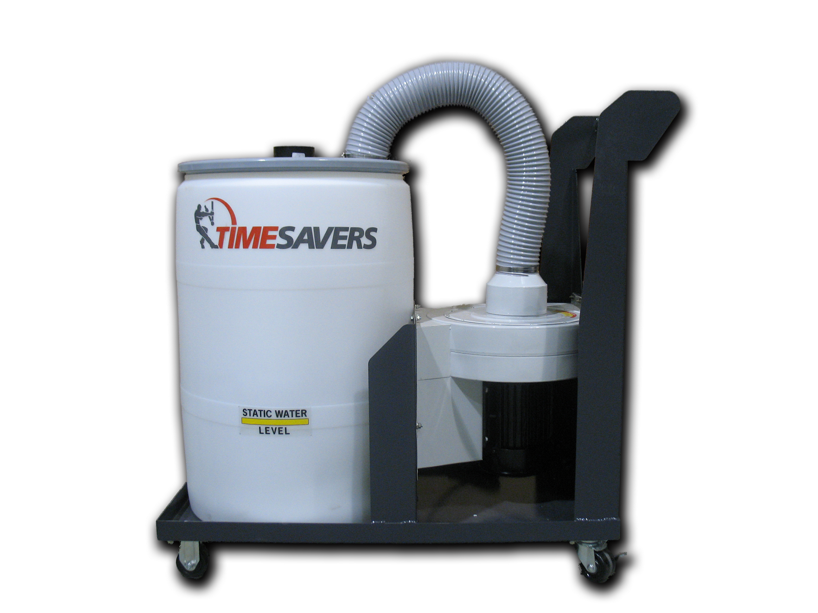 Timesavers dust collection system