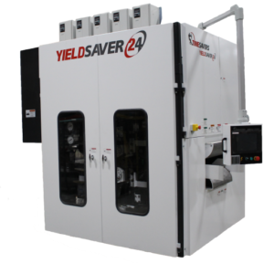 Yieldsaver-24 planer by Timesavers